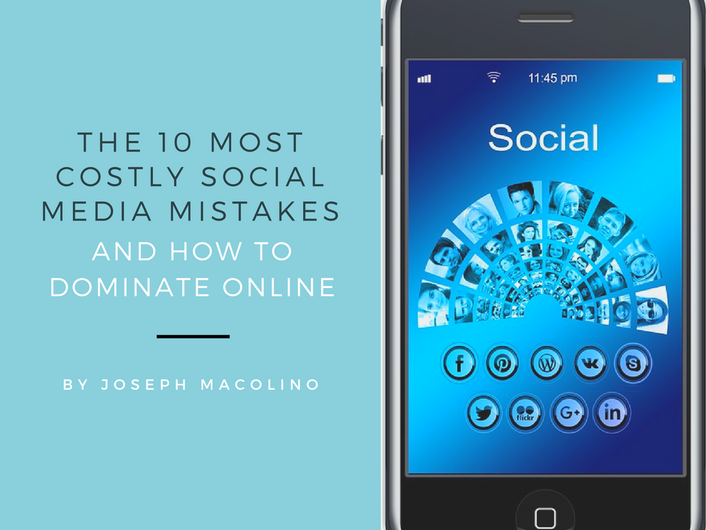 10 Most Costly SMM Mistakes
